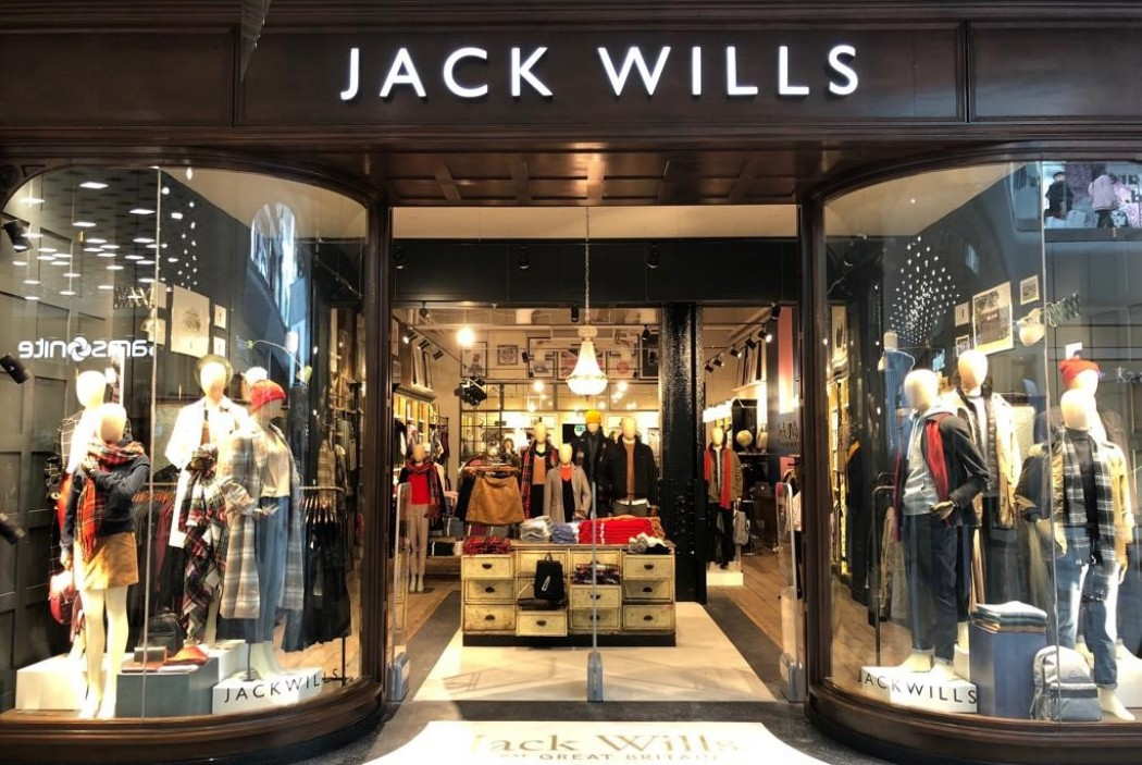 Jack Wills at Westfield, London