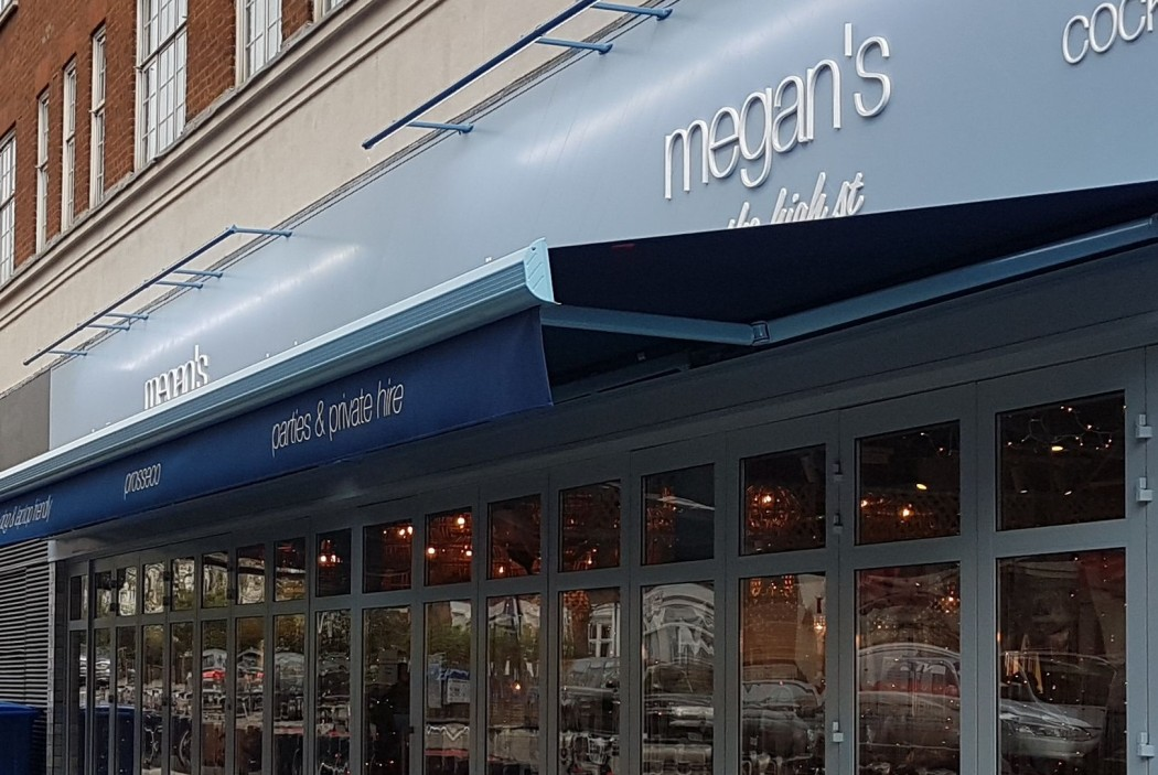 Megan's Restaurant, Kensington London