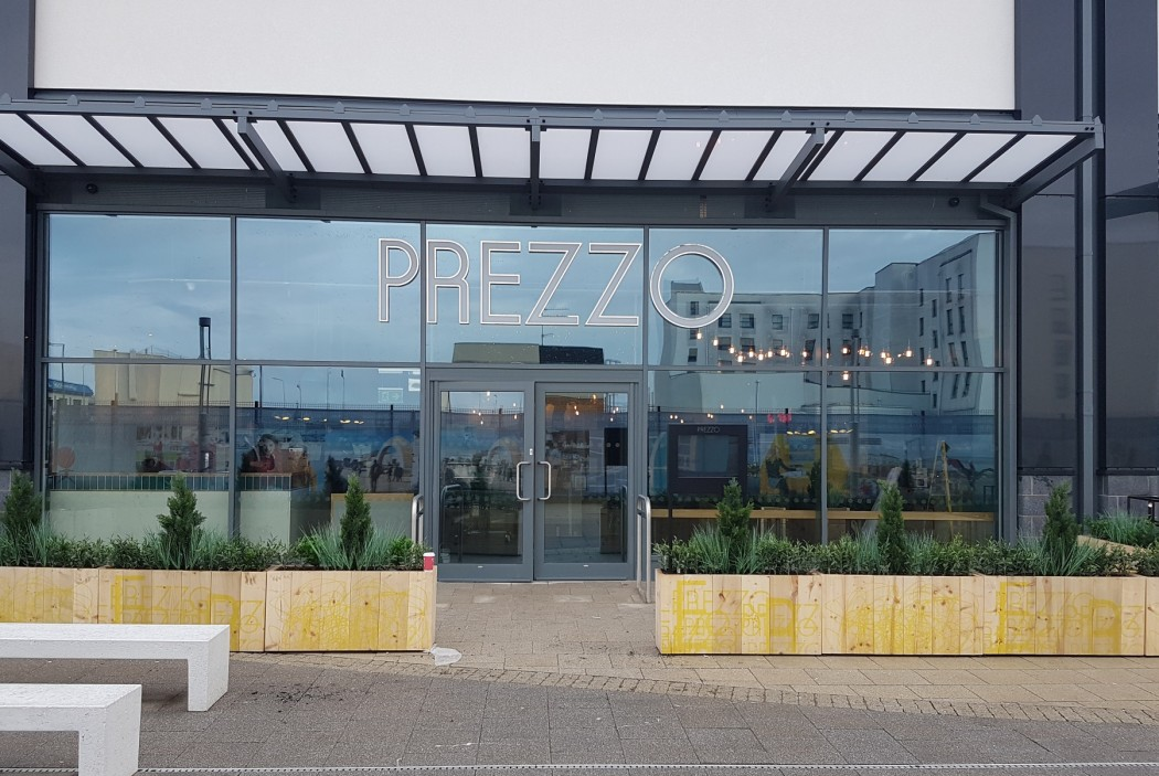 Prezzo - Weston Super Mare
