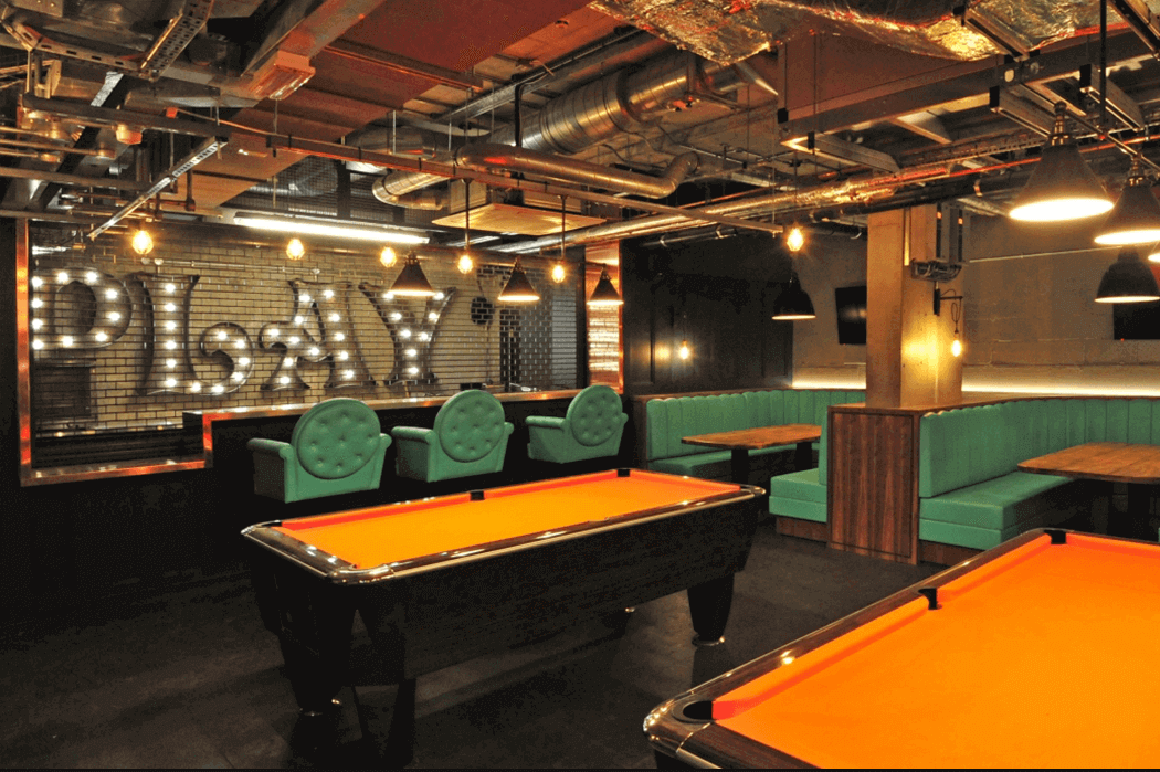 Spitalfields Games Room & Gym