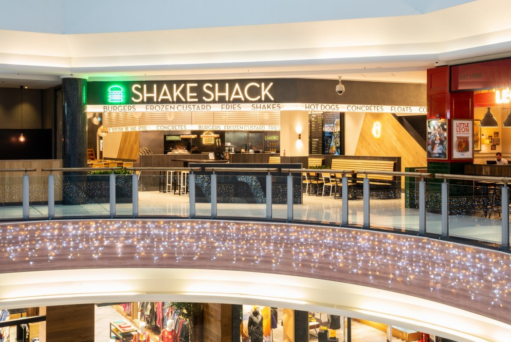 Shake Shack at Brent Cross