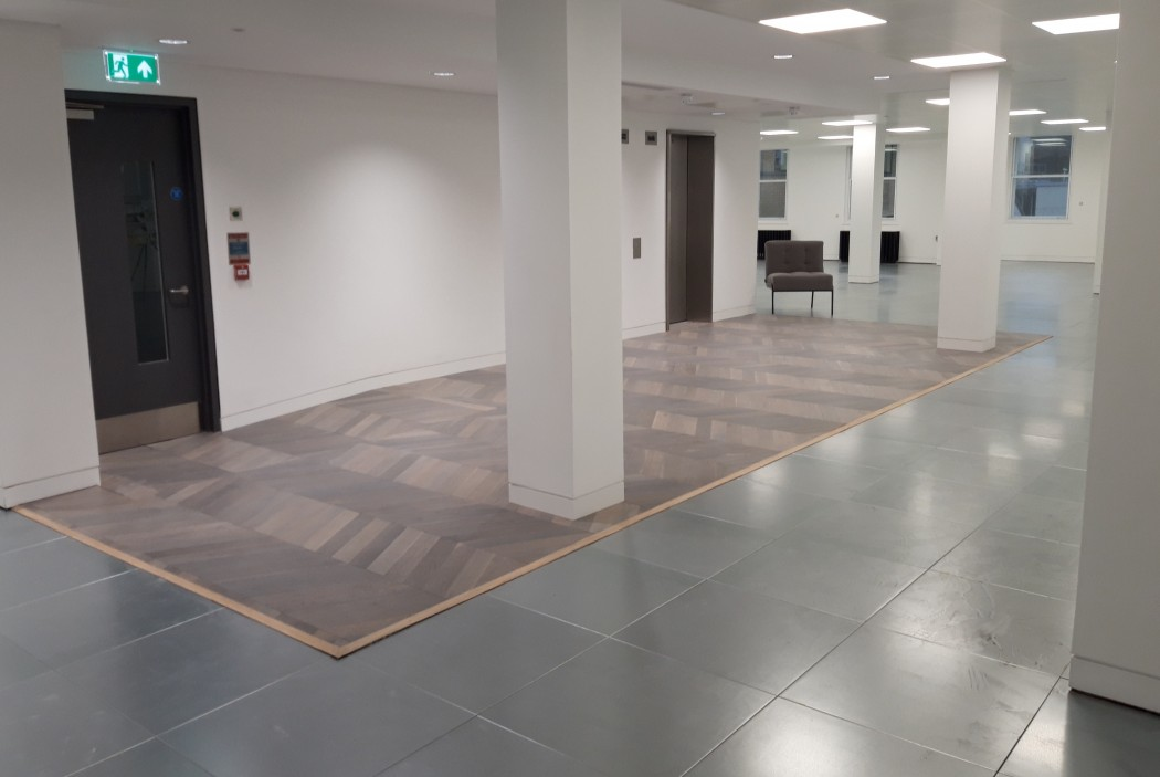 CAT A Office Refurbishment - Mayfair
