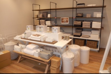Retail Shopfitters UK, The White Company