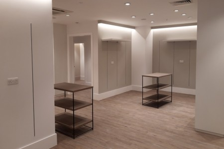 The White Company Windsor, Interior, Joinery, Flooring