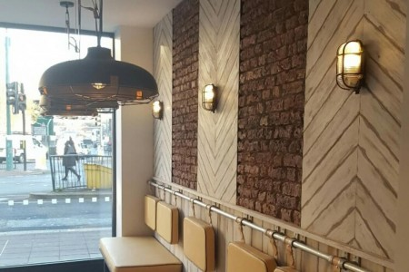 restaurant shopfitters UK, shopfitters contractors