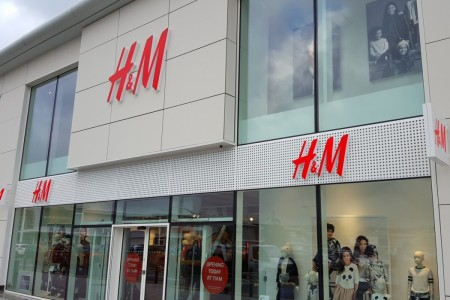 Our first H&M Store has opened it's doors in Merthyr Tydfil.
