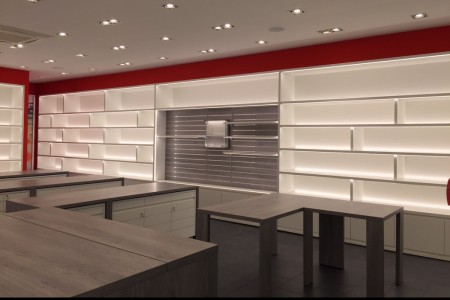 retail shop fitting companies