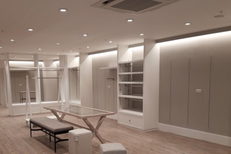 The White Company Windsor, Interior, Joinery