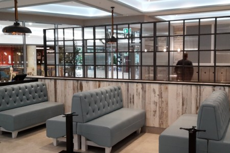Oakwoods completed another Prezzo Restaurant on the site of a former bus station in the heart of Bournemouth.