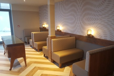 Oakwoods have completed a Prezzo Restaurant Project in Mumbles, near Swansea, South Wales.
