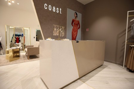Coast, Womenswear, Victoria Square, Belfast, Cash Desk