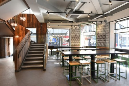 restaurant shopfitters London