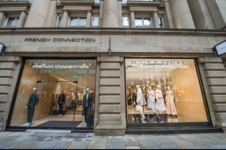 Oakwoods have been working closely with French Connection for over a year to deliver a brand new concept store in the bustling Royal Exchange area of Manchester.