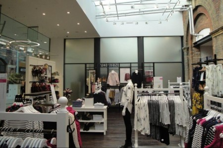 shopping centre fit out