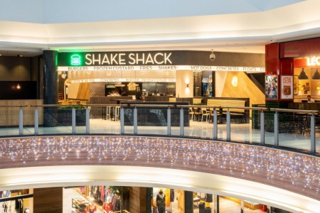 Shake Shack, Restaurant, Fit-Out, Bar, Counter, Seating, Joinery, Lighting