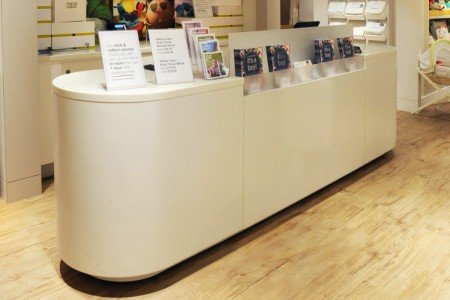 Bespoke Retail Joinery