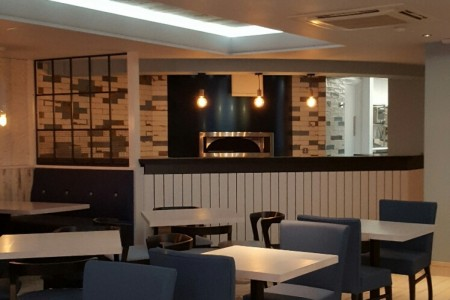 Oakwoods completed the installation of a new Prezzo Restaurant in Chippenham.