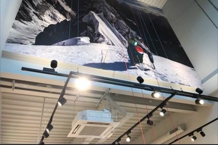 The outdoor clothing company North Face open their first store in Essex at the Bond Street open-air shopping and leisure development situated in the heart of Chelmsford City Centre
